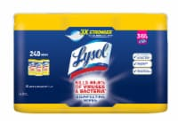 Lysol Lemon & Lime Blossom Scented Disinfecting Wipes - 3 pk / 80 ct