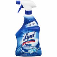 Lysol Power Bathroom Cleaner