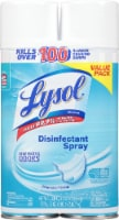 Lysol Crisp Linen Scent Disinfecting Spray