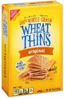 Wheat Thins Original Cracker, 9.1 Ounce -- 12 per case. - 12-9.1 OUNCE