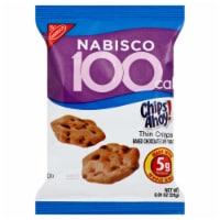 Nabisco 100 Calorie Chips Ahoy Cookies, 0.81 Ounce -- 72 per case - 72-.81 OUNCE