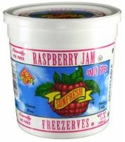 Sunfresh Raspberry Jam Freezerves