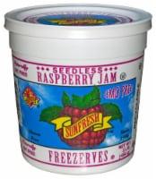 Sunfresh Seedless Raspberry Jam Freezerves