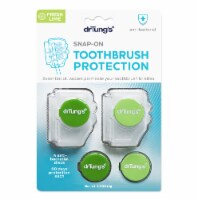 Dr. Tung's Snap-On Fresh Lime Aroma Toothbrush Sanitizer