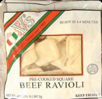 V's Beef Ravioli - 20 oz