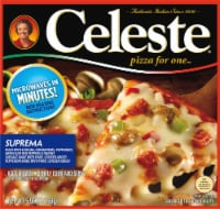 Celeste Suprema Pizza for One