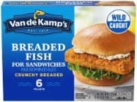 Van de Kamp's Fish Sandwich Fillets