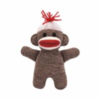 Schylling Sock Monkey Babies 6 Inch Plush - 1 Unit