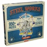 Schylling Steel Works Ferris Wheel Set - 1 Unit