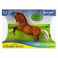 Breyer Silver Bay Mustang Animal Figure 947 - 1 Unit