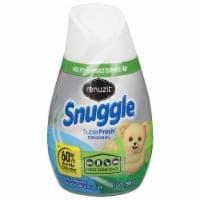 Renuzit Snuggle SuperFresh Original Odor Neutralizer Gel Air Freshener - 7 oz
