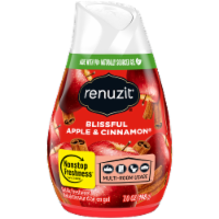 Renuzit® Blissful Apple & Cinnamon Gel Air Freshener - 7 oz