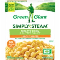 Green Giant Steamers Niblets Corn & Butter Sauce