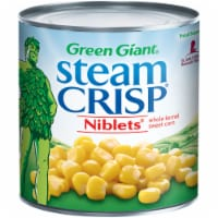 Green Giant Steam Crisp Whole Kernel Sweet Corn Niblets
