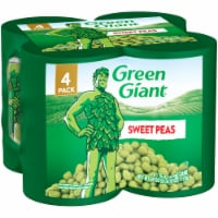 Green Giant Sweet Peas - 4 Pack