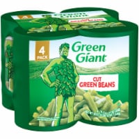 Green Giant Cut Green Beans - 4 Pack