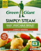 Green Giant Baby Vegetable Medley