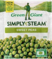 Green Giant Simply Steam Sweet Peas