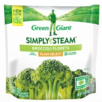 Green Giant Simply Steam Broccoli Florets Frozen Vegetables