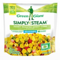 Green Giant Simply Steam Seasoned Honey Roasted Sweet Corn