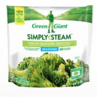 Green Giant Seasoned Steamers Tuscan Broccoli Frozen Vegetables