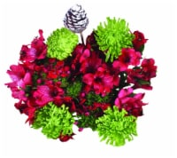 Winter Bunch Bouquet