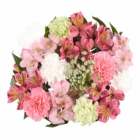 Alstro Carnations Bunch Blossoms