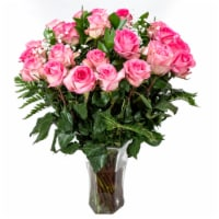 Deluxe Dozen Rose Vase