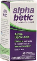 Enzymatic Therapy  Alpha Betic® Alpha Lipioc Acid