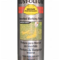 Rust-Oleum Inverted Marking Paint,Caution Yellow  V2345838 - 1