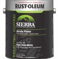 Rust-Oleum Primer,White,1 gal.  208028 - 1 gal.