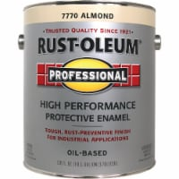 Rust-Oleum Voc Almond Pro Enamel 215966 - 1 Gal.