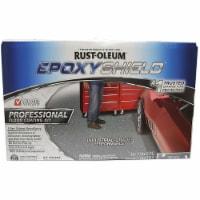 Rust-Oleum 238467 Epoxyshield Professional Floor Coating Kit Dark Gray - 1 kit each
