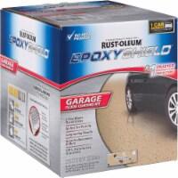 Rust-Oleum EPOXYSHIELD Gloss Garage Floor Coating Kit, Tan, 120 Oz. 251966 - 120 Oz.