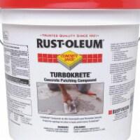Rust-Oleum Concrete Patching Compound Kit,Pail HAWA 253479