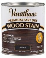 Varathane® Premium Fast Dry Kona Oil Based Wood Stain - 32 fl oz
