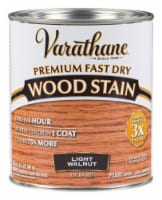 Varathane  Semi-Transparent  Light Walnut  Oil-Based  Urethane Modified Alkyd  Wood Stain  1 - Count of: 1