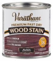Varathane® Premium Fast Dry Black Cherry Oil Based Wood Stain - 8 fl oz