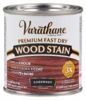 Varathane® Premium Fast Dry Cabernet Oil Based Wood Stain - 8 fl oz