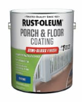 Rust-Oleum  Porch & Floor  Semi-Gloss  Tint Base  Porch and Floor Paint+Primer  1 gal. - Case - Case of: 2
