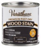 Varathane® Premium Ebony Fast Dry Oil Based Wood Stain - 8 fl oz