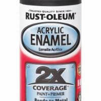 Rust-Oleum Auto Body Paint/Primer,Black,Semi-Gloss  271915 - 1