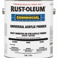 Rust-Oleum Primer,Water,Acrylic,White,1 gal.  278808 - 1 gal.