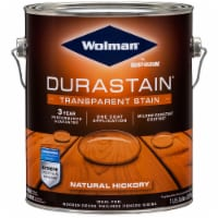 Wolman 288334 RainCoat One Coat Transparent Stain Natural Hickory gal - 1 gallon each