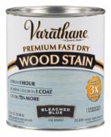 Varathane® Bleached Blue Oil-Based Wood Stain - 32 fl oz