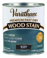 Varathane® Worn Navy Oil-Based Wood Stain - 32 fl oz