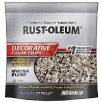 Rust-Oleum® Decorative Mocha Blend Color Chips - 1 lb