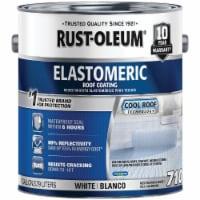 Rust-Oleum 301904 7 Year Elastomeric Roof Coating white gal - 1 gallon each