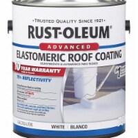 Rust-Oleum 301903 10 Year Elastomeric Roof Coating white gal - 1 gallon each
