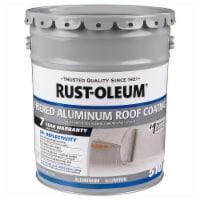 Rust-Oleum 301997 510 Fibered Aluminum Roof Coating 5 gal - 5 gallon each